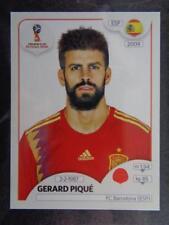 Panini World Cup 2018 Russia - Gerard Piqué Spain No. 138