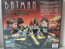 BATMAN THE ANIMATED SERIES  3-D BOARD GAME GIOCHI VINTAGE TOY FONDO DI MAGAZZINO