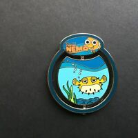 Finding Nemo - Nemo & Bloat Spinner Disney Pin 37369