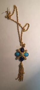 Ben Amun Couture Pendant Necklace