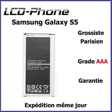 Samsung Galaxy S5 - Batterie Neuve 0 Cycle - Grade AAA