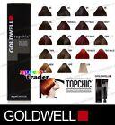 Goldwell Topchic Permanent Colour Hair Color Dye Tube 60g