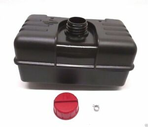 Genuine Tecumseh 34156A One Gallon Fuel Tank with Cap Gas 4 Quart OEM