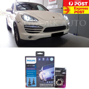 PHILIPS LED H7 Ultinon Pro9000 Low Beam Headlight for 2010+ Porsche Cayenne 92A