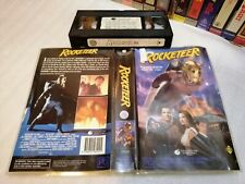ROCKETEER (1991) - RARE 2nd Generation Sealed Roadshow Video VHS Issue - Sci-Fi