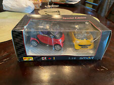 Maisto Special Edition Smart 1:18 Toy Car
