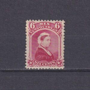 NEWFOUNDLAND CANADA 1870, SG# 39, Queen Victoria, NG