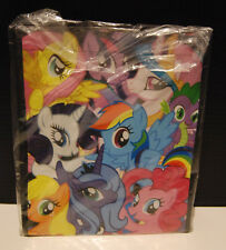 NEW My Little Pony Mini TOTE BAG G4 FiM Luna Rainbow Dash Celestia Pinkie Pie