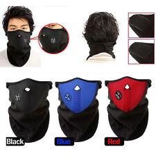 Unisex Adults Neoprene Neck Veil Sport Motorcycle Ski Bike Biker Warm Face Mask