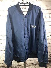 Vintage USAIR US Airways Air Employee American Jacket Airlines Size X-Large XL