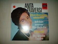 """Anita Traversi – Ob In Bombay Ob In Rio  Ariola – 40 474 CT  Vinyl, 7"""",  EP"""