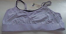 Jasmine and Ginger Lilac and Purple Bralette M NWT
