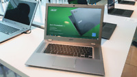 """Acer Chromebook Spin 15 CP315-1H-C57S - 15,6"""" Full HD IPS Quad Core 8GB 64GB SSD"""