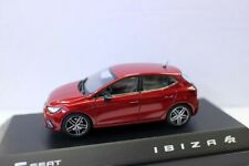 SEAT COLLECTION 1/43 Scale Diecast Model Car SEAT IBIZA FR RED