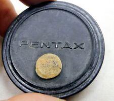 Pentax 49mm Front Lens Cap Takumar OEM 51mm ID Slip on plastic Free Shipping USA