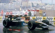Stefan Bellof Tyrell 012 Monaco Grand Prix 1984 Photograph 9