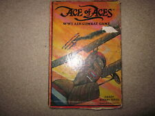 Rare Original Ace of Aces WWI Air Combat Game from 1980 !!!