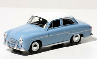 SYRENA 102 FSO 1:43 Car model die cast models cars diecast toy miniature blue