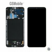 Full Display Pantalla LCD Touch Frame Ecra Samsung Galaxy A70 2019 A705 ORIGINAL