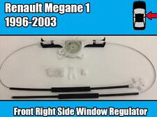 Kit De Reparación Regulador de Ventana para Renault Megane 1 1996-2003 Delantero Derecho Puerta Lateral
