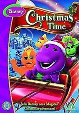 Barney - Barney's Christmas Time (DVD, 2008)