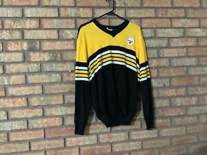 Rare vintage sweater Pittsburgh Steelers size large