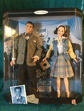 "Mattel Barbie ""Barbie Loves Frankie Sinatra� 2 Doll Giftset Nib Nrfb 1999 Collec"