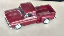 Vintage 1966 Chevrolet Step-Side Pickup Truck 1/25th Scale Model Hand Modified