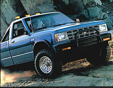 1984 Chevrolet S-10 Pick Up Truck Brochure /  Catalog: 4WD, Diesel