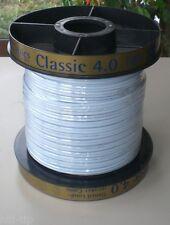 Supra Cables Classic 4.0 Lautsprecherkabel 2x4 mm² Kupfer verzinnt / Meterware