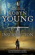 """Insurrection"" by Robyn Young - Large Paperback Edition 2010 (Robert the Bruce)"