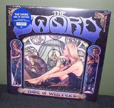 "The Sword ""Age of Winters"" LP Sealed Mastodon Metallica Baroness"