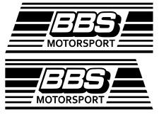 VW Golf Jetta 2 • Mk2 • Retro Aufkleber BBS • Sticker 16V • Tuning • Old School
