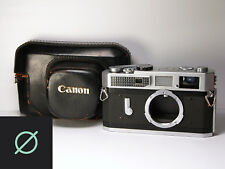Canon 7 35mm Rangefinder w/ Case *Body Only* *Very Good*