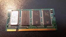 SODIMM 128 mo DDR400 pc3200