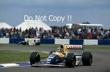 Damon Hill Williams FW15C British Grand Prix 1993 Fotografia