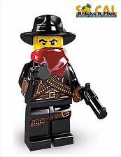 LEGO MINIFIGURES SERIES 6 8827 Bandit NEW
