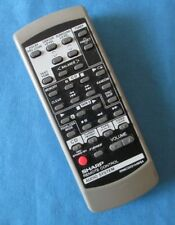 Genuine Original Sharp RRMCG0214AWSA STEREO Remote Control Tested and Cleaned