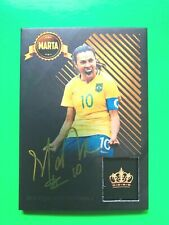 Panini 2019 - Marta - Brazil - The Queen of Football Special Card