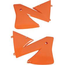 Ufo Carenado fresco naranja Spoiler del tanque KTM EXC 125 200 250 300 01-02
