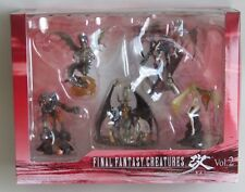 Figures. Final Fantasy Creatures Vol.2, Kai, NEUF, Scellé