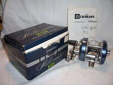 VINTAGE DAIWA MILLIONAIRE 3H FISHING REEL W/BOX ft #335632