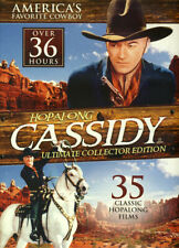 HOPALONG CASSIDY ULTIMATE COLLECTOR'S EDITION (35 CLASSIC HOPALONG FILMS)  (DVD)