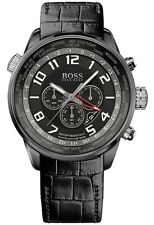 Hugo Boss -  Men's World Time Chronograph Watch - 1512740