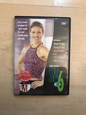 Beachbody: Debbie Siebers, Slim in 6, 2 Dvds, Workout Time 2:36:59