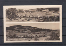 2 Bildkarte St. Oswald bei Freistadt in Oberösterreich gelaufen 1952