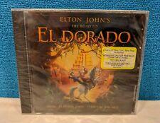 Elton John's The Road to El Dorado - Soundtrack (CD, 2000, Dreamworks) Sealed