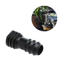 """5 X 16 PE Pipe Hose Plug End Stopper Garden Lawn Watering Irrigation 0.75""""x0.75"""""""