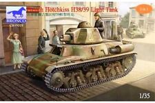 BRONCO CB35019 1/35 French H38/39 Light tank