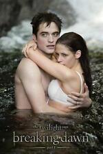 Twilight Breaking Dawn : Edward & Bella in Water - Maxi Poster 61cmx91.5cm (new)
